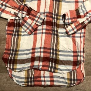 Merona Tops - Tunic flannel